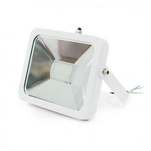 Foco Proyector LED 20W LUXE Blanco
