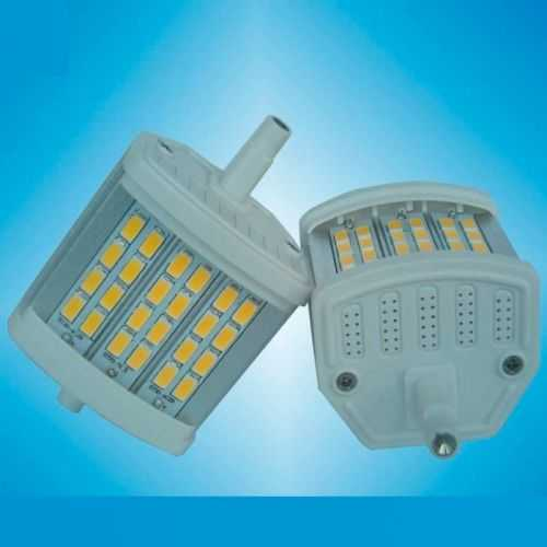 Bombilla LED Lineal R7S 79mm 8W