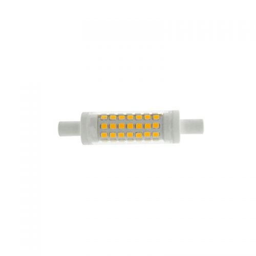 Bombilla LED Lineal R7S 360º 78mm 6W