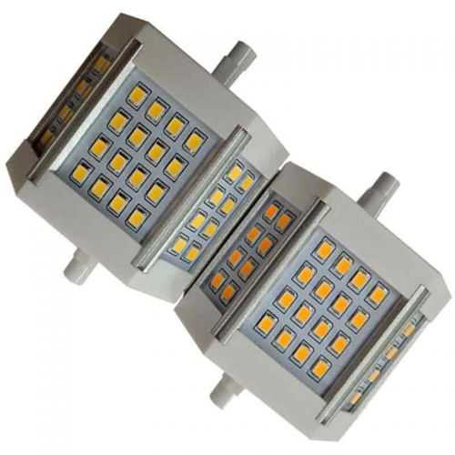 Bombilla LED Lineal R7S 78mm 10W Regulable