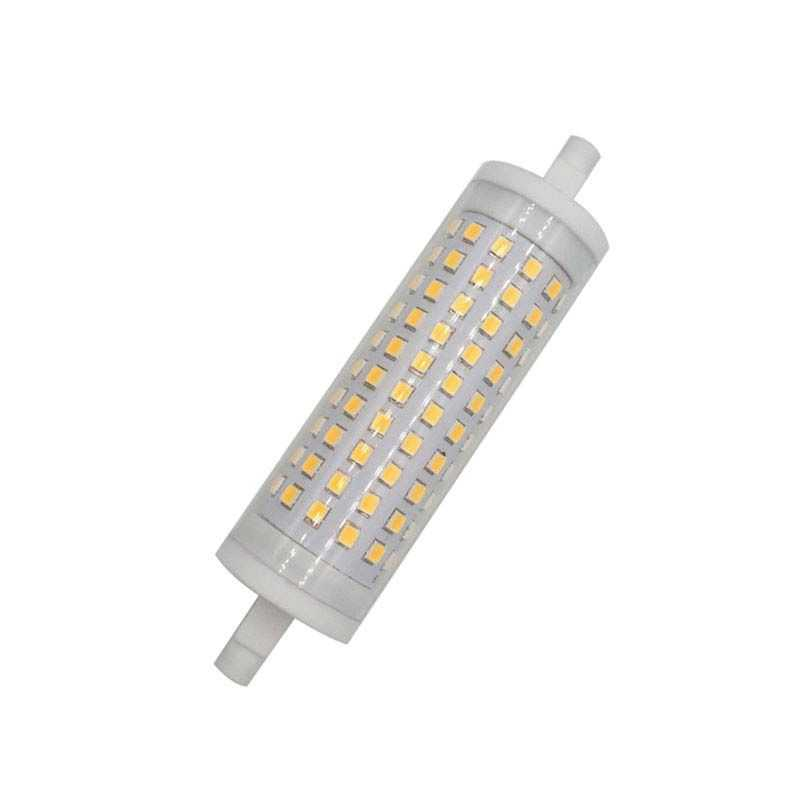 Bombilla LED Lineal R7S 360º 15W 118mm