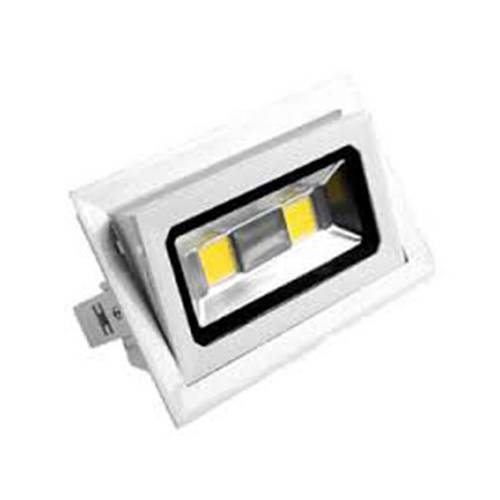 Foco Basculante Rectangular LED COB 40W