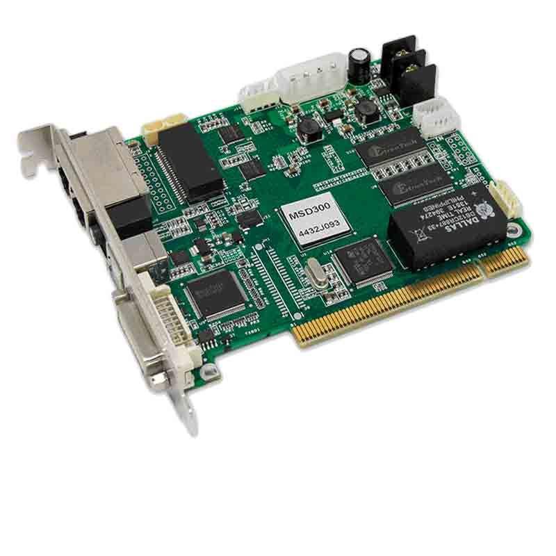 Tarjeta envío datos Pantalla LED Novastar MSD300