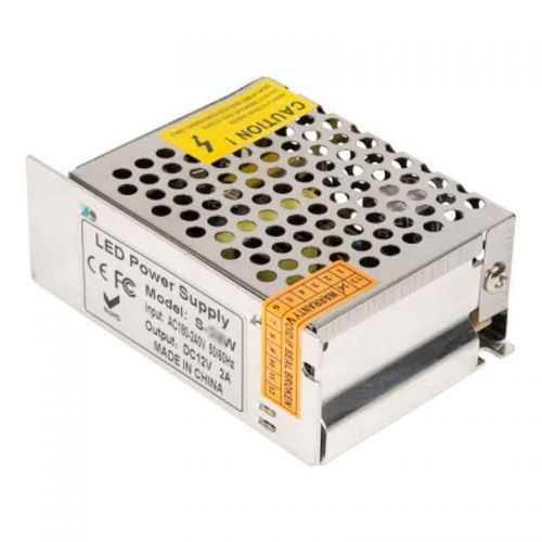 Fuente alimentación profesional 25W 12V Tiras LED