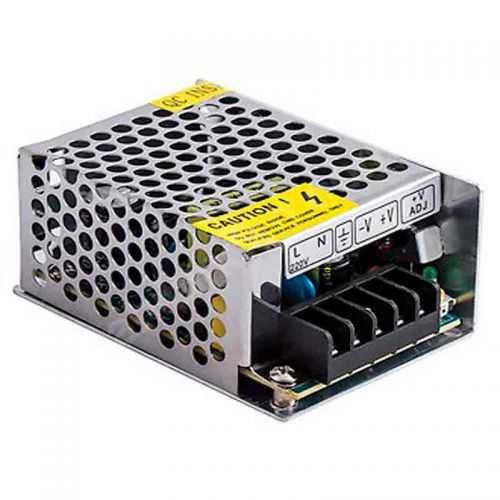 Fuente alimentación profesional 36W 12V Tiras LED