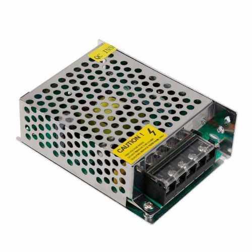 Fuente alimentación profesional 40W 12V Tiras LED