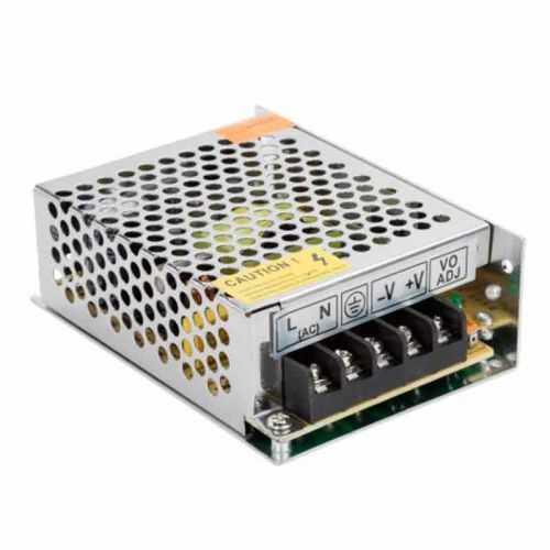 Fuente alimentación profesional 60W 12V Tiras LED