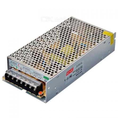 Fuente alimentación profesional 120W 12V Tiras LED
