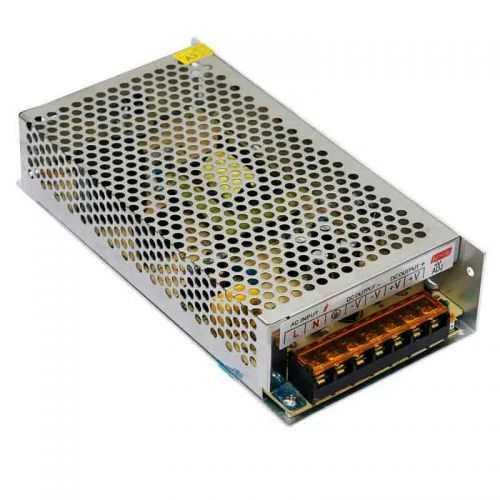 Fuente alimentación profesional 150W 12V Tiras LED