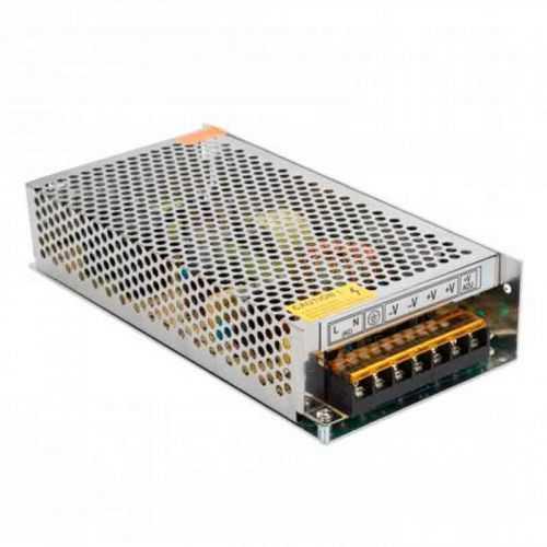 Fuente alimentación profesional 200W 12V Tiras LED