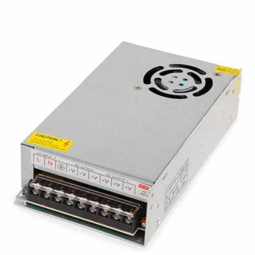 Fuente alimentación Profesional 300W 12V Tiras led