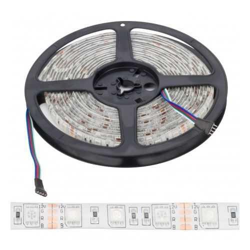 Tira LED SMD 5050 RGB 14,4 W/m 12V IP65 5 metros