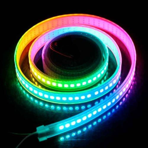 Tira LED Digital SMD 5050 RGB 14,4 W/m 12V IP68 5 metros Sumergible