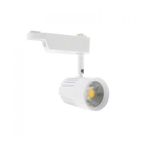 Foco LED 15 W para carril Monofásico