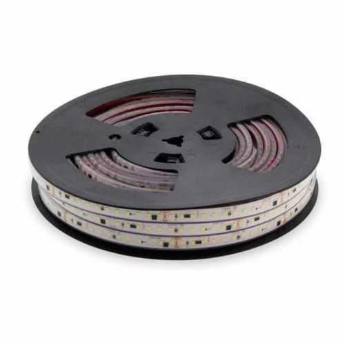 Rollo 20 metros Tira LED SMD 2835 17W/m 230V Directa Sin Rectificador IP67