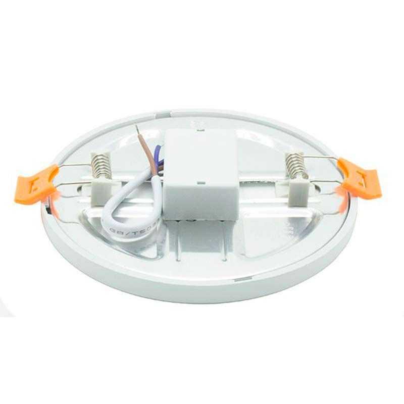 Downlight LED Panel 8W Corte Ajustable-Variable de 50-100mm