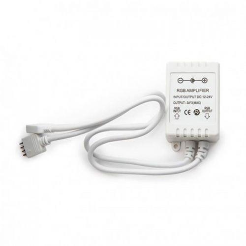 Amplificador Controlador RGB 12-24V