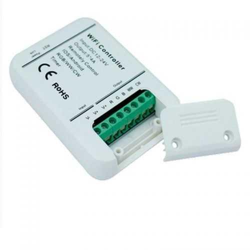 Controlador musical RGBW WIFI 144W