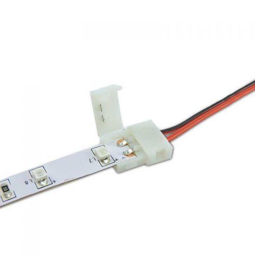 Conector Tiras LED Inicio 8mm