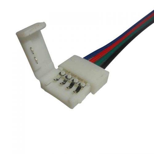 Conector rápidoTira LED RGB 2 METROS