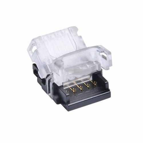 Conector Tiras LED Empalme RGBW 12mm IP65 - Tira/Cable