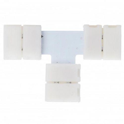 Conector T Tiras LED 10mm