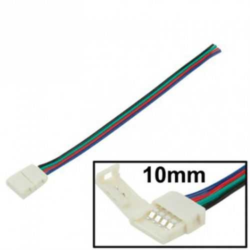 Conector Tiras LED RGB Inicio 10mm