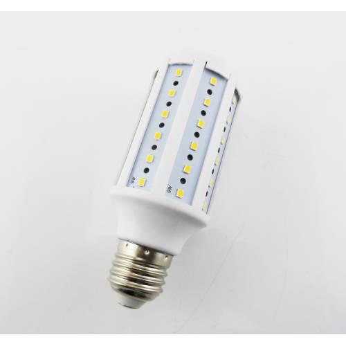 Bombilla E27 LED SMD 9W 360º 230V