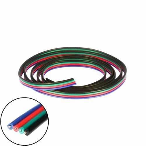 Cable Tira LED RGB 1 Metro