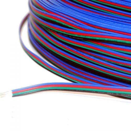 Cable Tira LED RGB 20 Metros