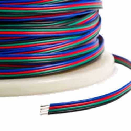 Cable Tira LED RGB 50 Metros