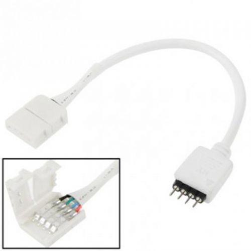 Conector controlador RGB para Tira LED RGB