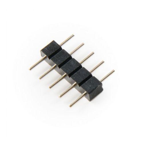 Conector 5 PIN Tiras LED RGBW