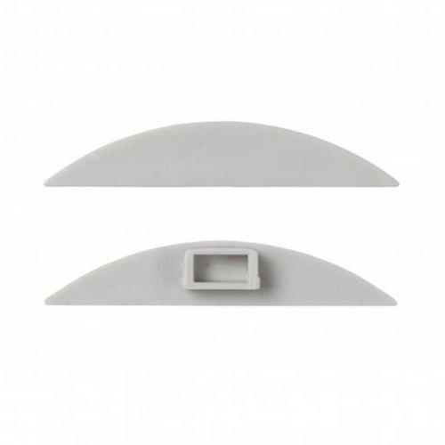 Tapa lateral para perfil superficie suelos y muebles