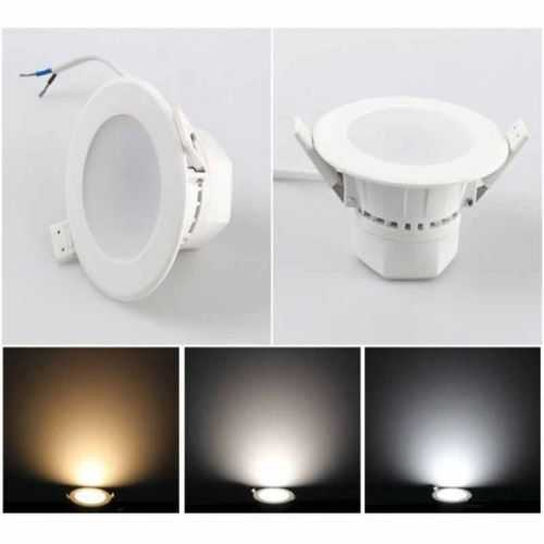 Downlight LED SMD 7W 230V