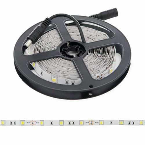 Tira LED SMD 5050 7,2 W/m 12V IP20 5m