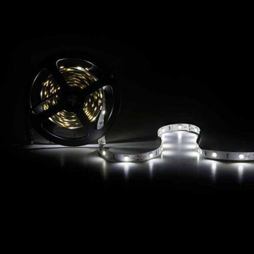 Tira LED SMD 5050 7,2 W/m 12V IP20 1 metro