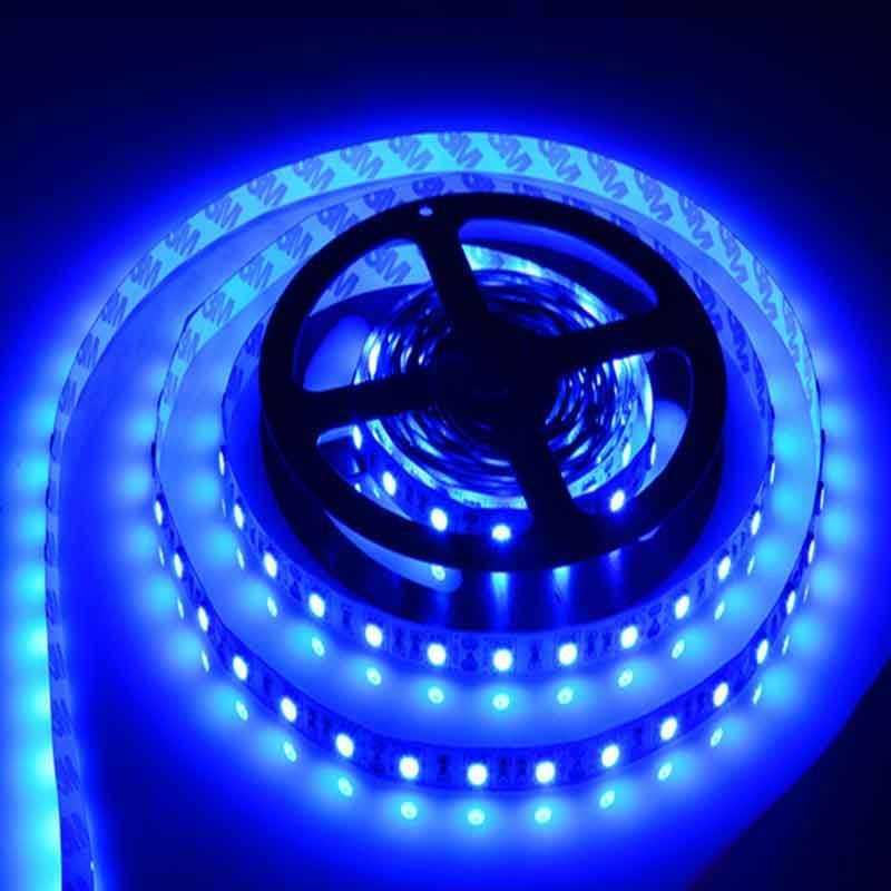 Tira LED Azul 14,4 W/m 12V IP20 5 metros