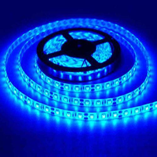 Tira LED Azul 14,4 W/m 12V IP65 5 metros