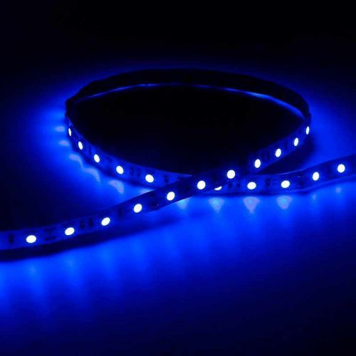 Tira LED Azul 14,4 W/m 12V IP20 1 metro