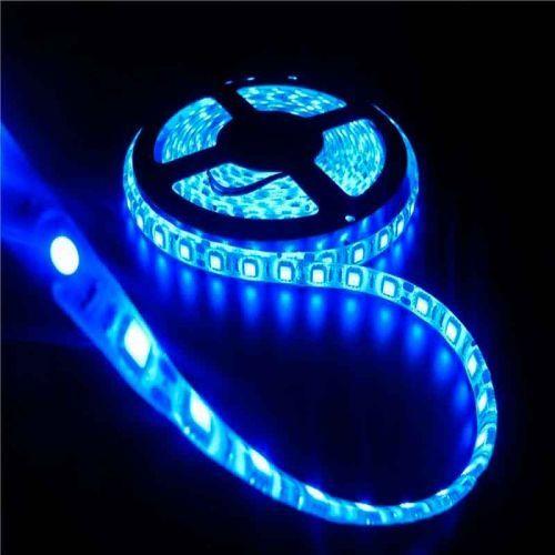 Tira LED Azul 14,4 W/m 12V IP65 1 metro