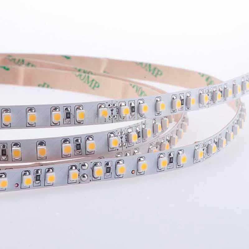 Tira LED SMD 3528 9,6W/m 12V IP20 1 metro