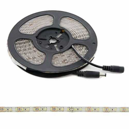 Tira LED SMD 3528 9,6W/m 12V IP65 5 metros