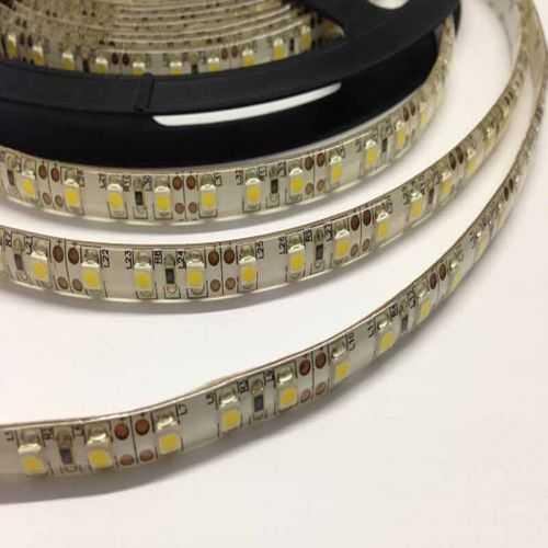 Tira LED SMD 3528 9,6W/m 12V IP65 1 metro
