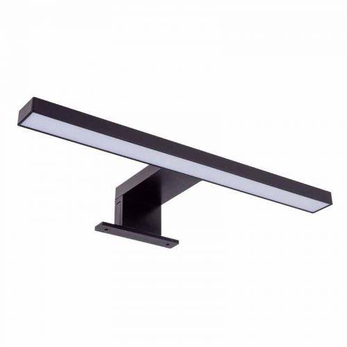 Aplique LED Espejo Baño 5W pinza Negro