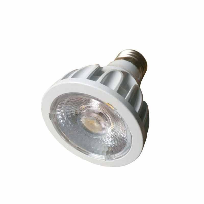 Bombilla E27 Par 20 LED 6W 230V