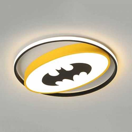 Plafón LED 38W Juvenil Batman