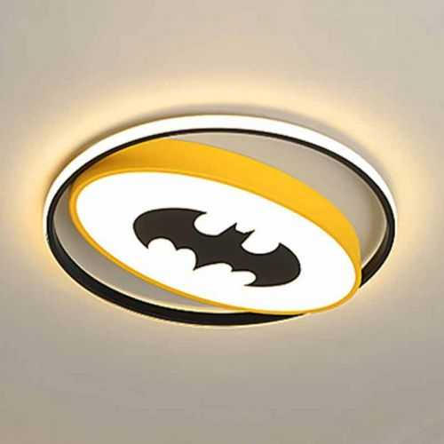 Plafón LED 38W Infantil Batman
