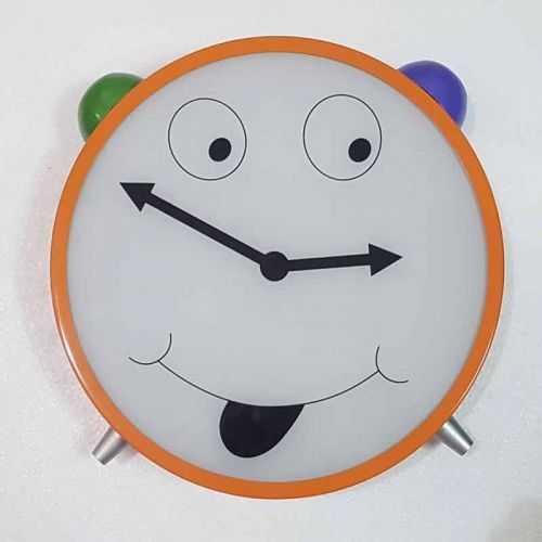 Plafón LED 36W Infantil Reloj