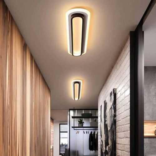 Plafón LED 60W Rectangular Metacrilato 3 Colores